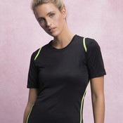 Ladies' Cooltex Short Sleeved T-Shirt