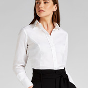Ladies' City Long Sleeve Blouse