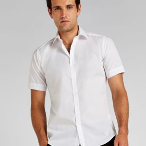 Kustom Kit Mens Slim Fit Business Shirt Thumbnail
