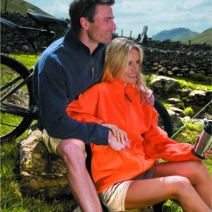 Full Zip Active Fleece Jacket Thumbnail