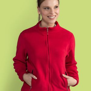 Ladies' Full Zip Fleece Thumbnail