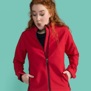 Ladies' Softshell Jacket Thumbnail