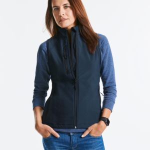 Ladies' Soft Shell Gilet Thumbnail