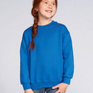 Gildan Childrens Crewneck Sweatshirt Thumbnail