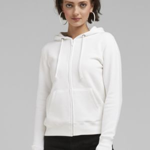 Ladies' Full Zip Urban Hoodie Thumbnail