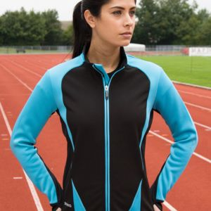 Spiro Ladies Freedom Softshell Jacket Thumbnail
